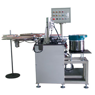 Terminal Strip On Reel Assembly Machine
