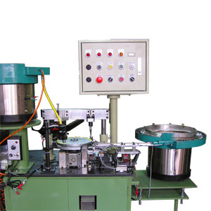 Terminals Assembly Machine